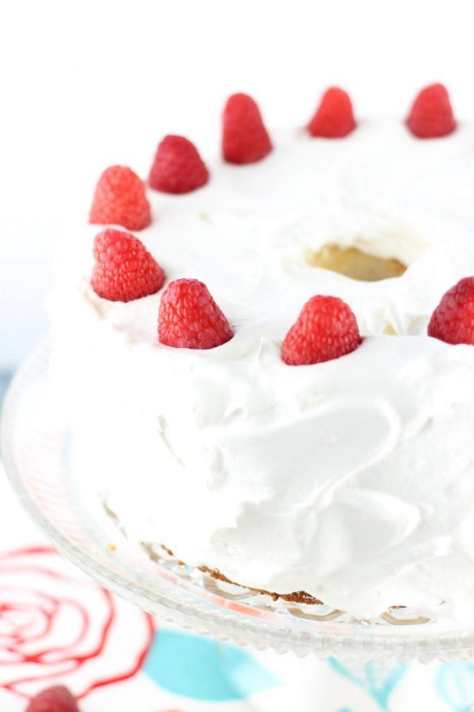 lemon raspberry angel food cake 14