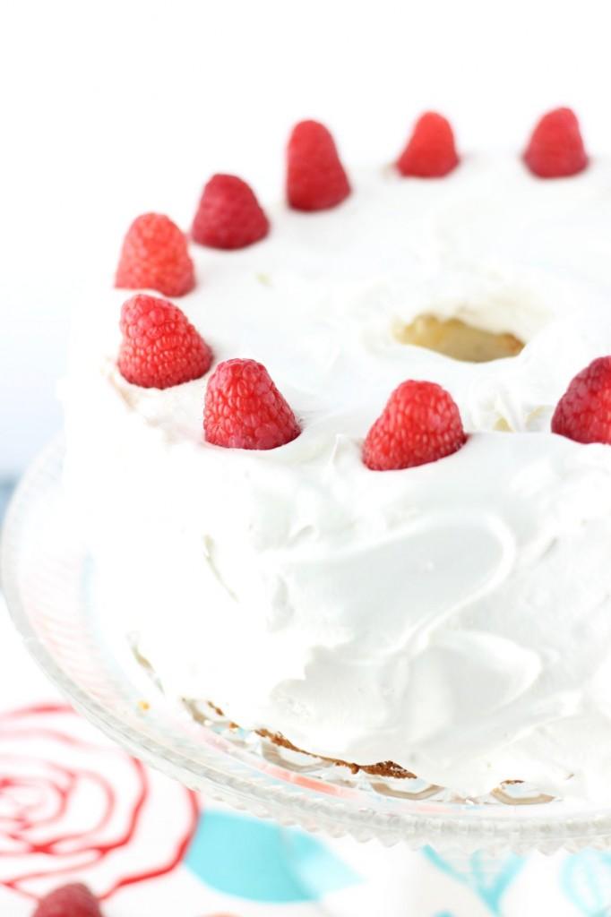 lemon raspberry angel food cake 14