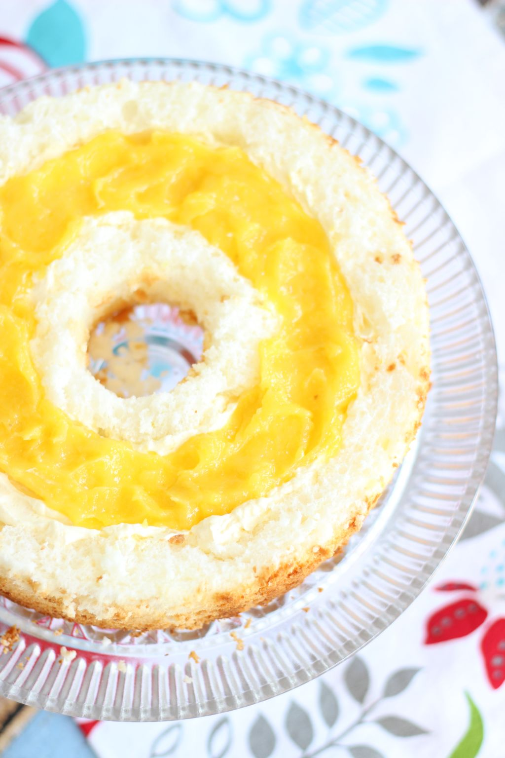 Lemon raspberry angel food cake forumfinder Gallery