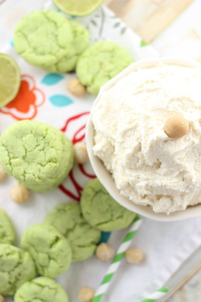 key lime whoopie pies with macadamia nut buttercream 6