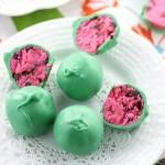 watermelon cake balls 2