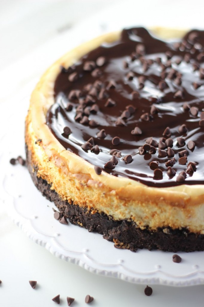 chocolate chip cookie dough cheesecake 3