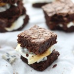 Cookies N Cream Brownie S'mores