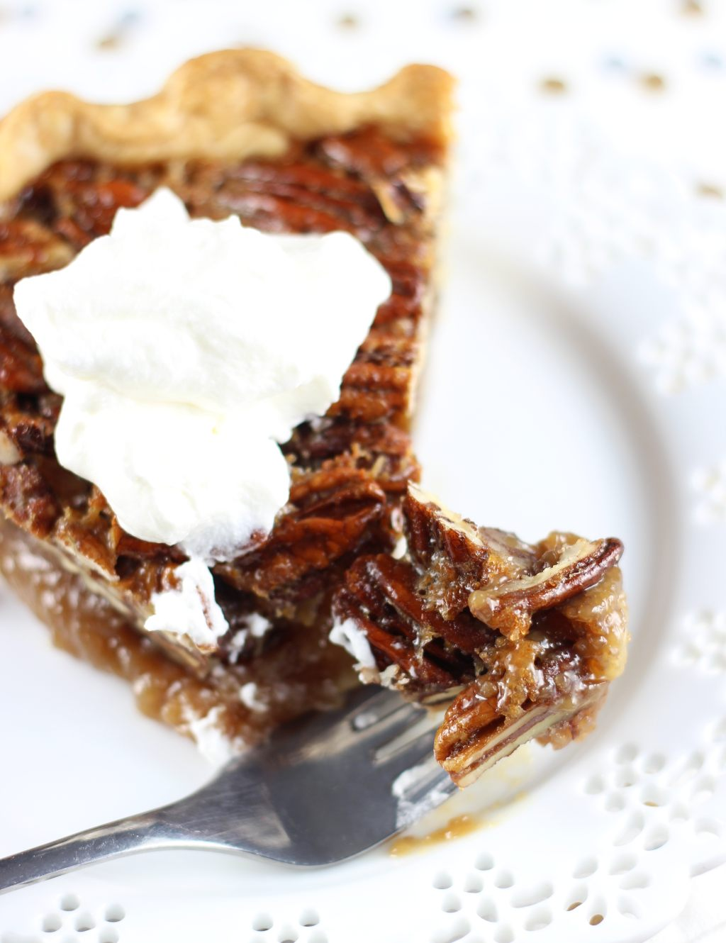 Brown Butterscotch Pie Recipe — Dishmaps