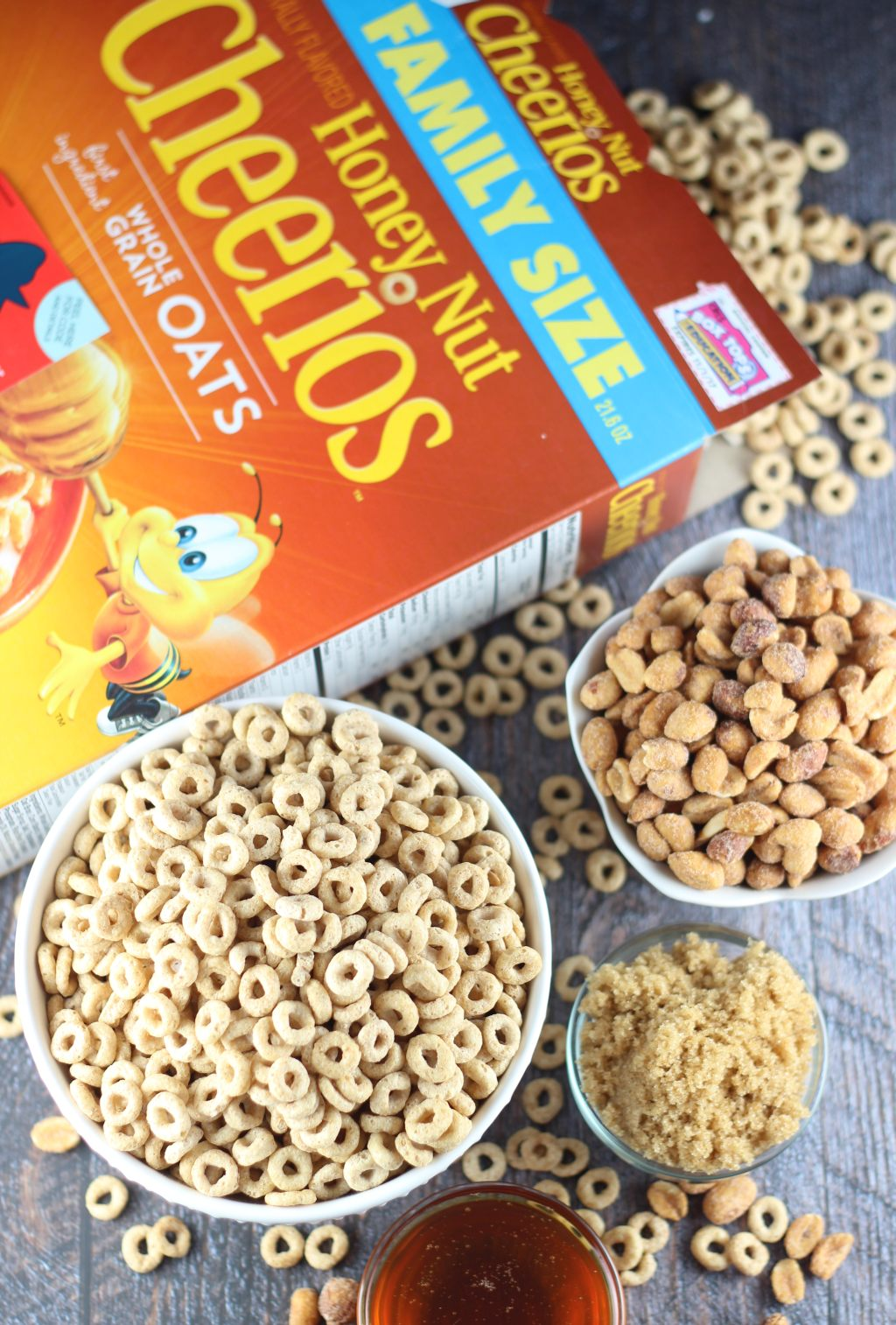 Honey Nut Cheerios™ Cereal Bars + Give A Box Promotion
