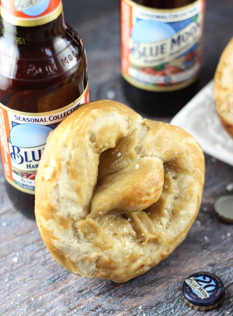 pumpkin beer soft pretzels 4