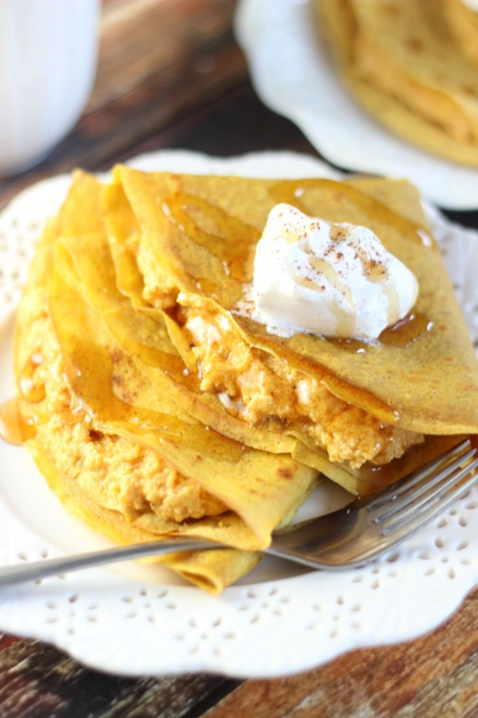 pumpkin crepes with pumpkin cheesecake filling (15)