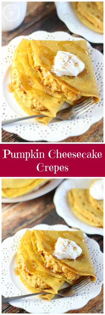 pumpkin crepes with pumpkin cheesecake filling (2)