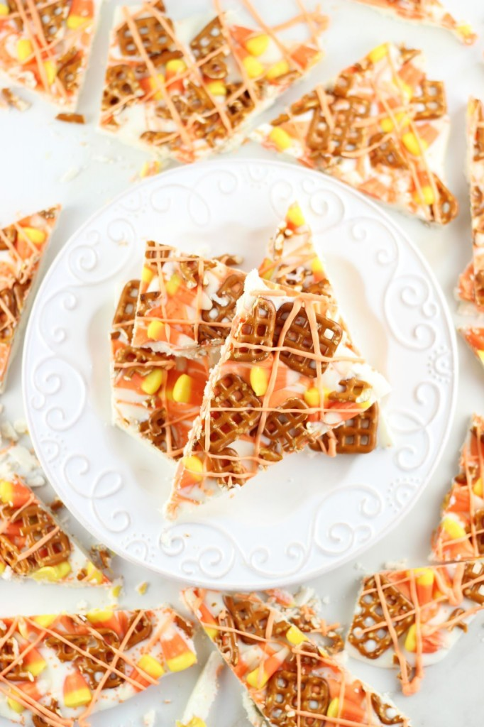 candy corn bark 17