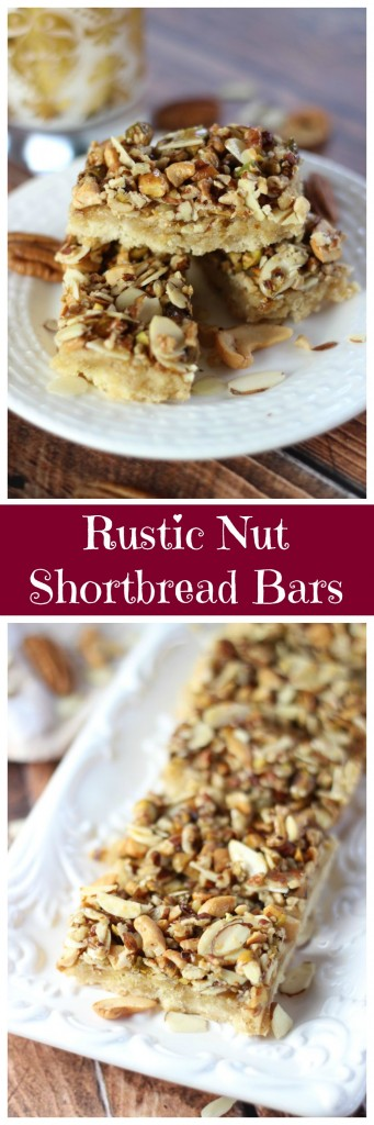 Rustic Nut Bars Recipes — Dishmaps