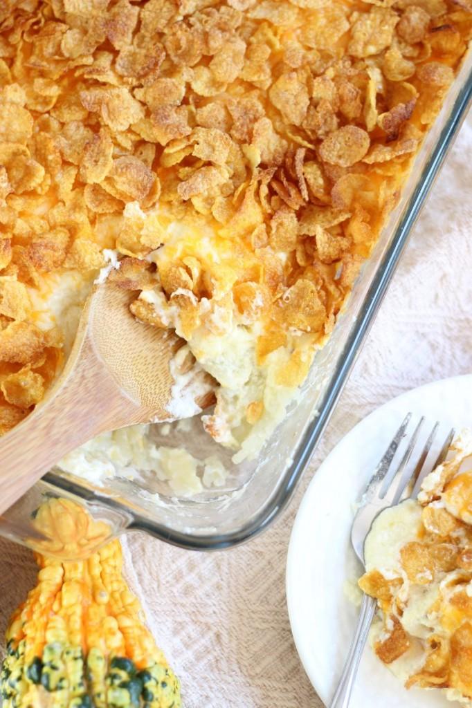 cheesy potatoes 14