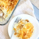 Grandma's Cheesy Potatoes
