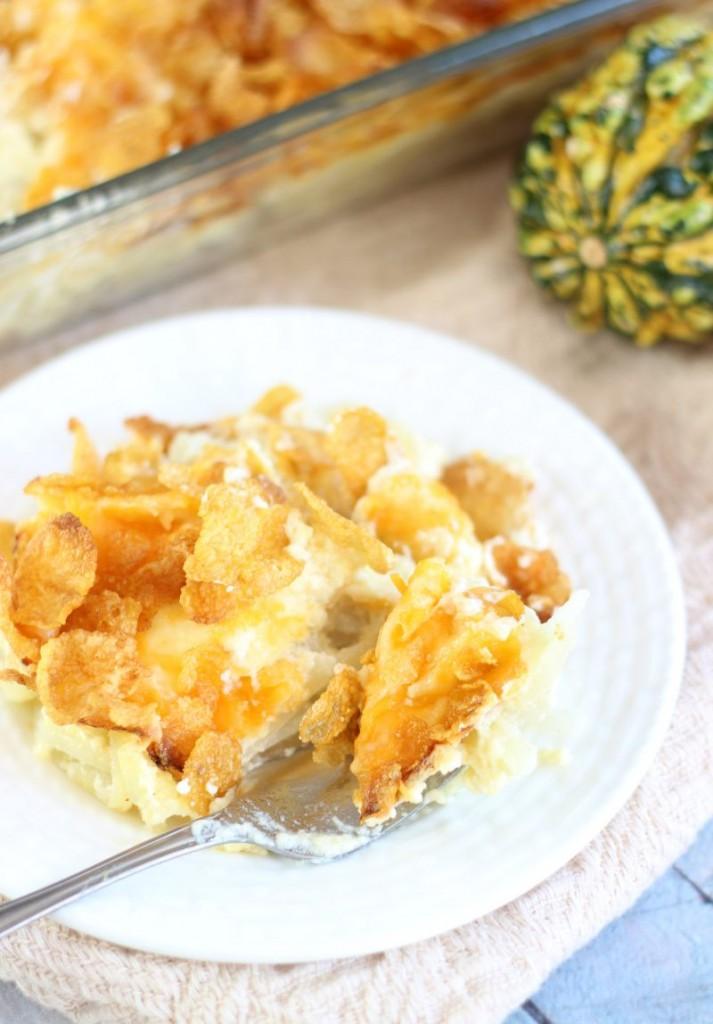 cheesy potatoes 17