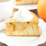 Cinnamon Roll Pumpkin Cheesecake