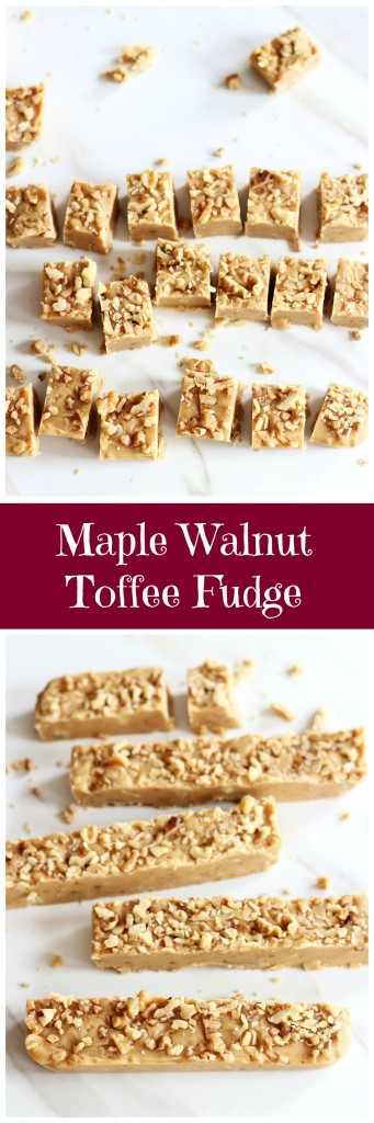 maple toffee walnut fudge 15