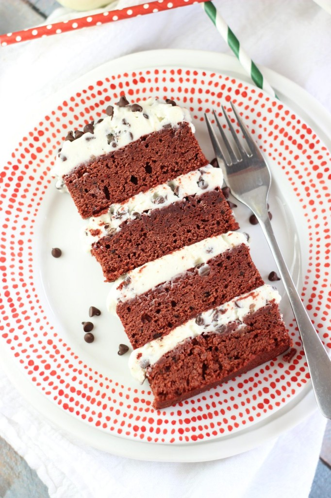 red velvet brownie torte 43
