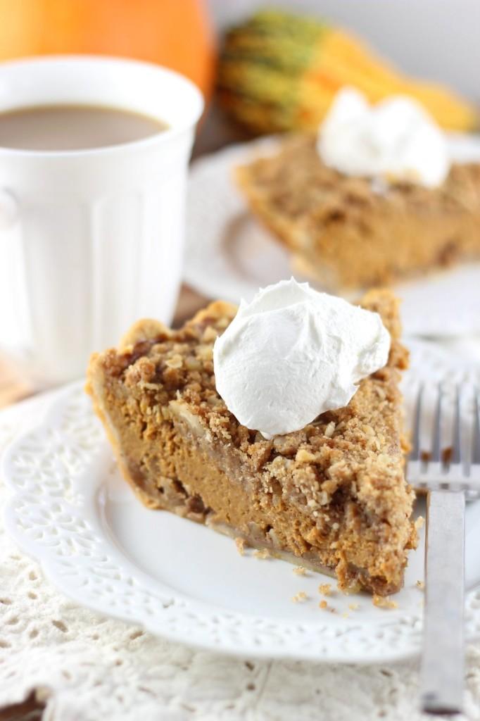 walnut streusel pumpkin pie 18