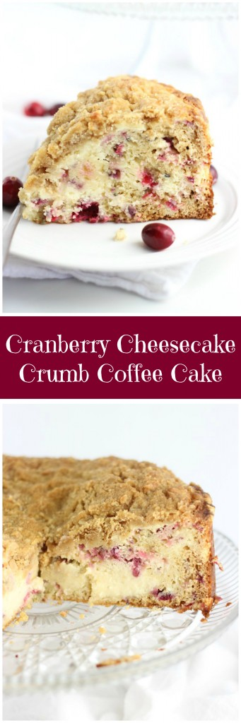 cranberry cheesecake crumb coffee cake pin