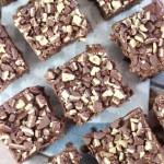 mint chocolate cocoa pebbles marshmallow treats 10