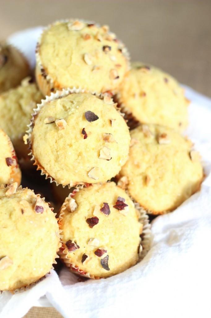 orange cardamom & hazelnut muffins 10