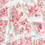 Peppermint Candy Cane Bark