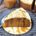 Pumpkin Gingerbread Crumb Coffee Cake