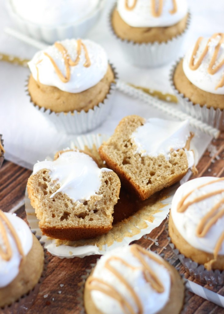 fluffernutter cupcakes 17