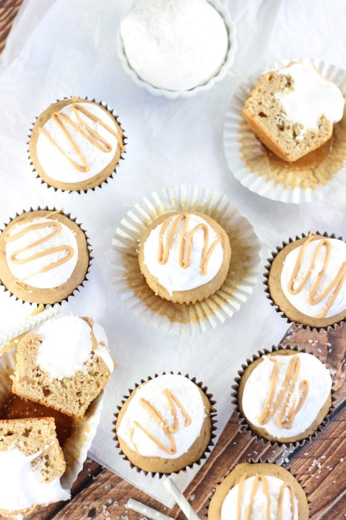 fluffernutter cupcakes 8