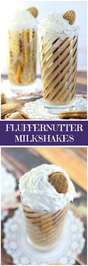 fluffernutter milkshake pin