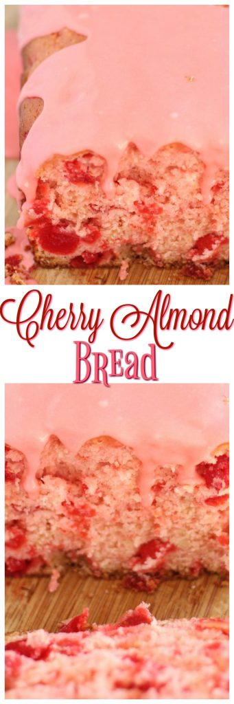 Cherry Almond Bread pin