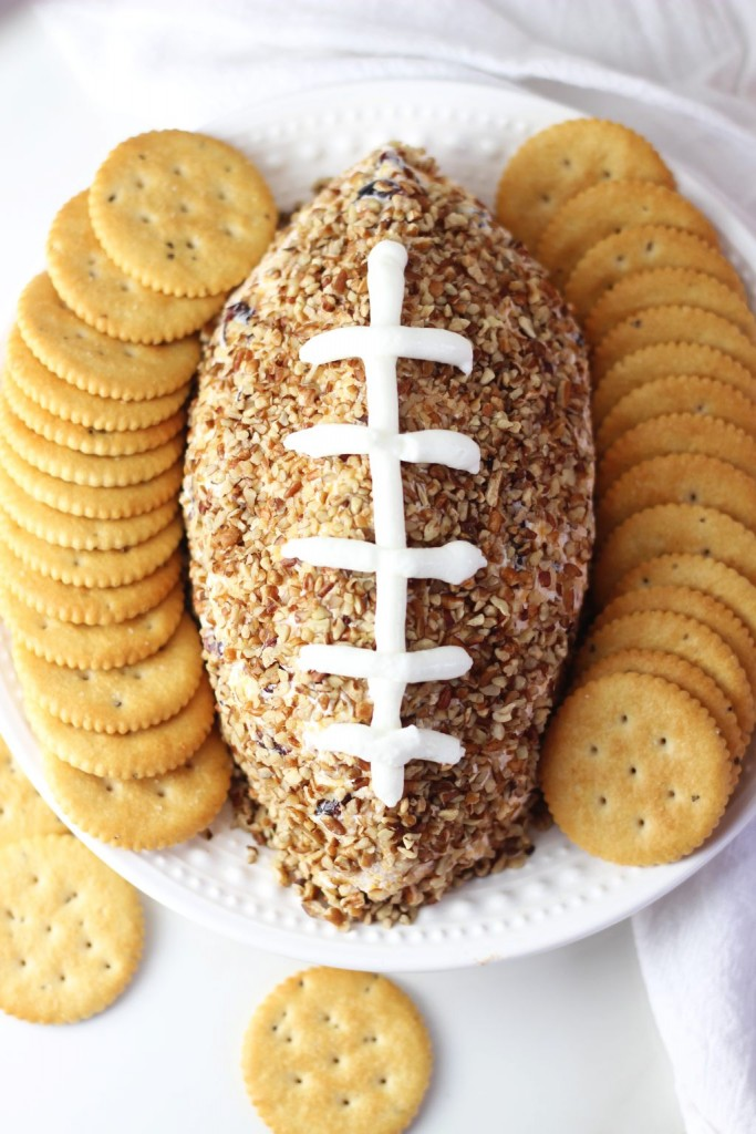 easy football cheese ball recipe 8