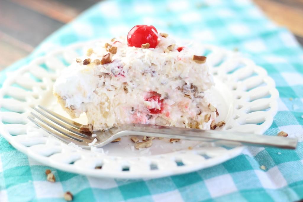 Millionaire Pie (Pina Colada Pie)