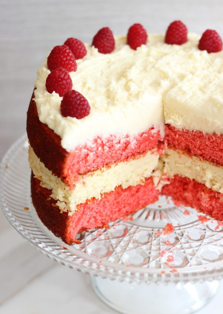 raspberry white chocolate cheesecake cake (14)