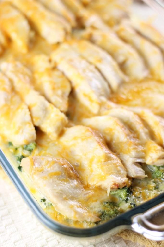 SEO Chicken Broccoli and Rice Casserole 1