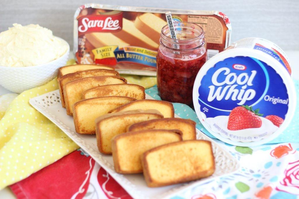 mixed berry pound cake shortcakes 5