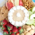 5-minute peanut butter dip 5