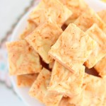 orange creamsicle cheesecake bars 11