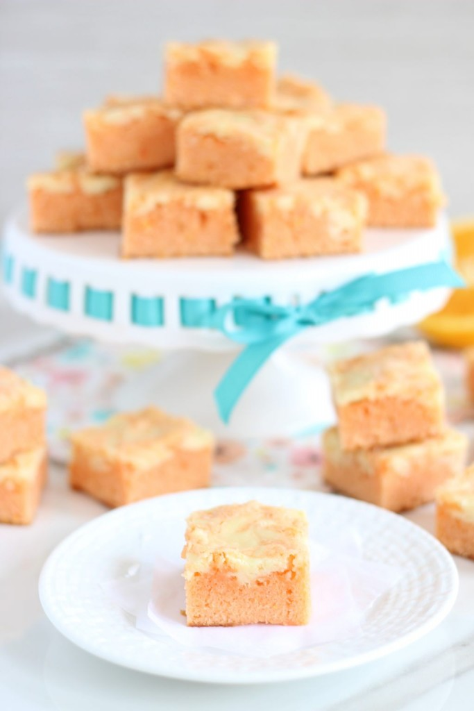 orange creamsicle cheesecake bars 3