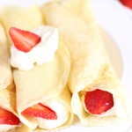 strawberry lemonade crepes 4