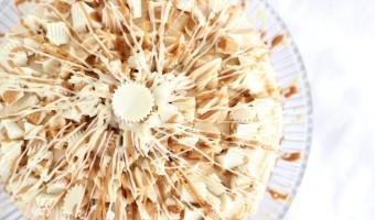 white chocolate peanut butter blondie cheesecake 35