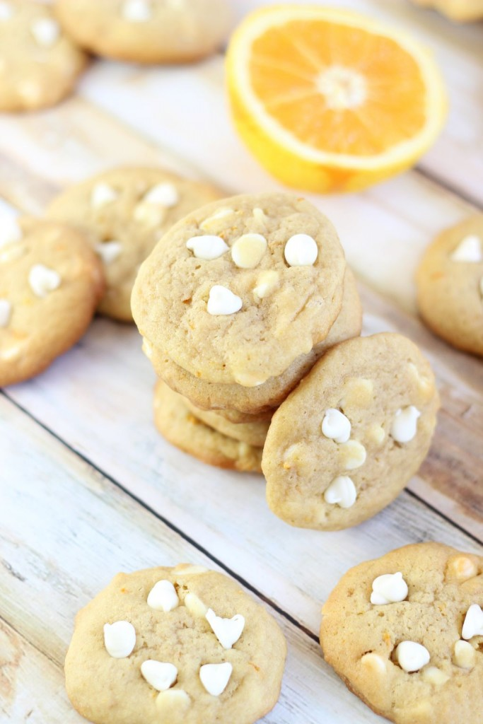 orange white chocolate chip cookies 11