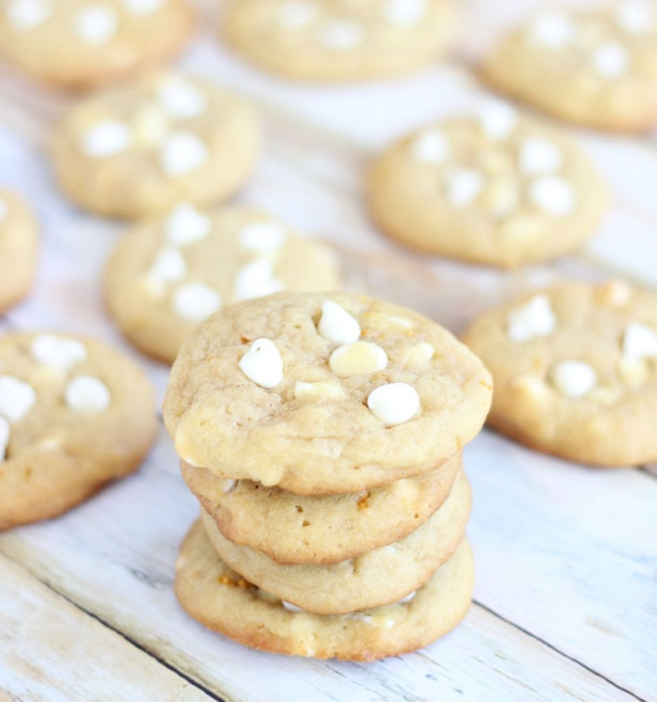 orange white chocolate chip cookies 2