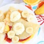 strawberry orange banana sunrise crepes 10