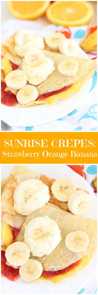 strawberry orange banana sunrise crepes pin