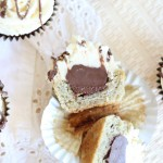 Nutella-Filled Banana Cupcakes with Cream Cheese Frosting