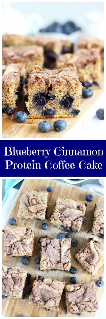 blueberry cinnamon swirl protein coffee cake pin
