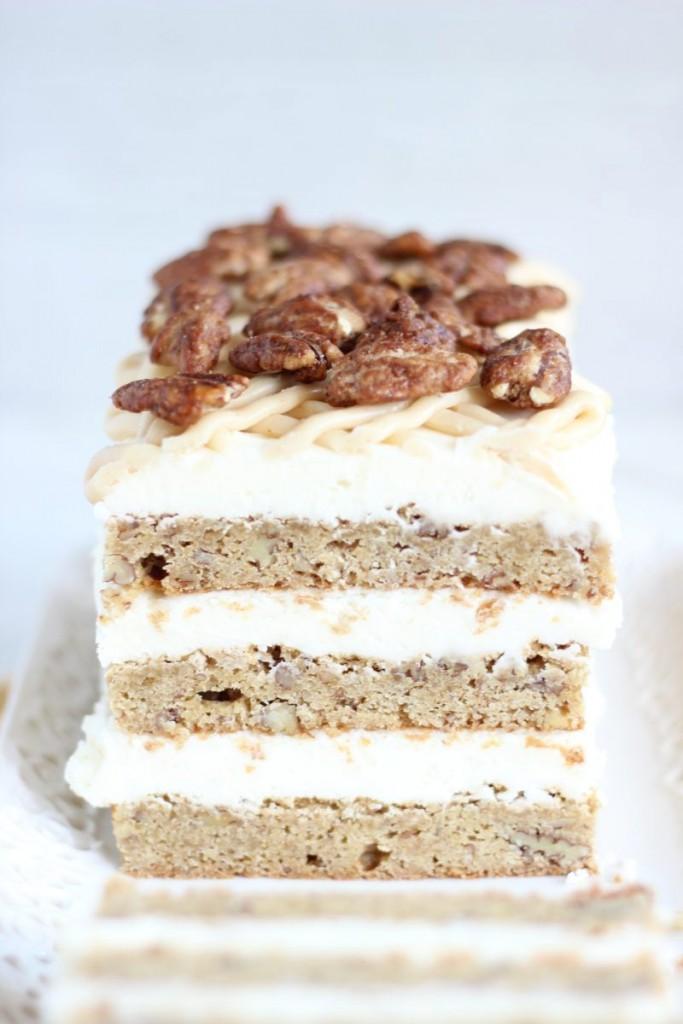 maple pecan blondie torte 17