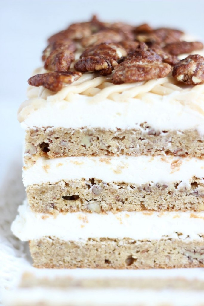 maple pecan blondie torte 19