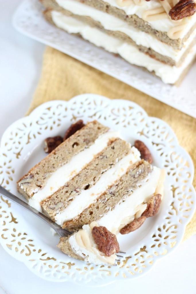maple pecan blondie torte 34