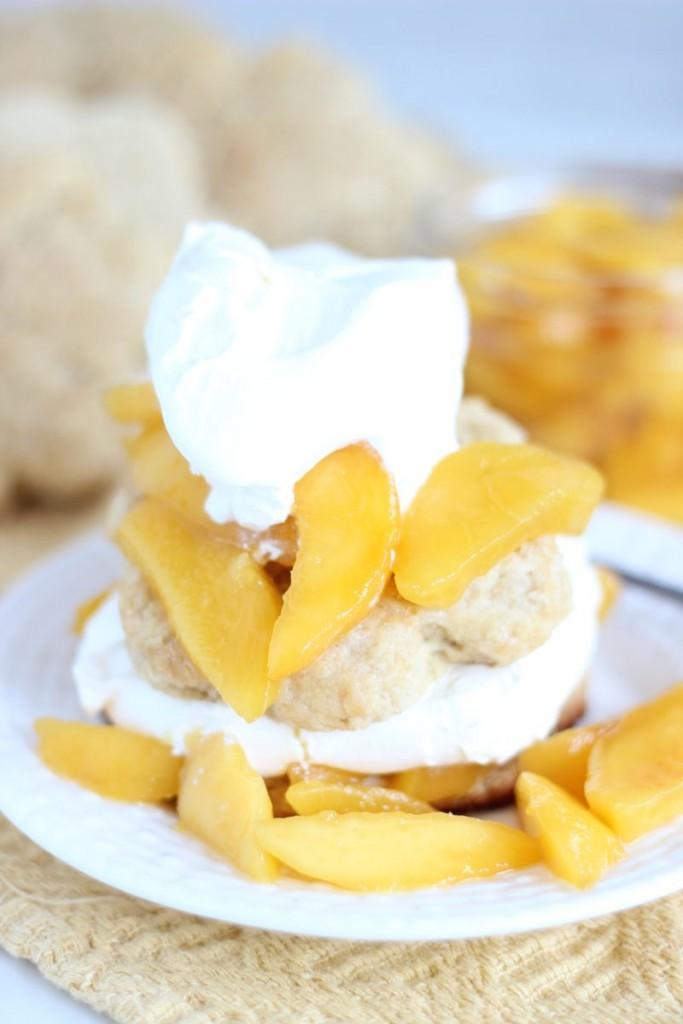 peaches & cream shortcakes 10